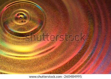 Background metallic - stock photo