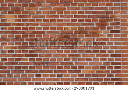 Background of a brick wall or texture