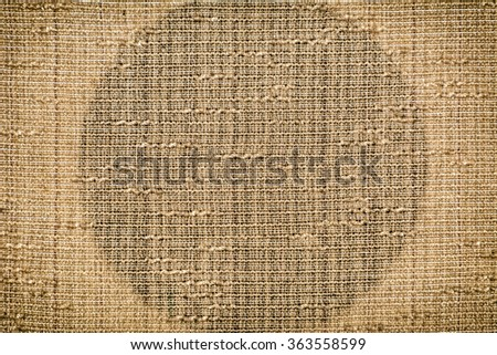 Background of an Old Radio Speaker - stock photo