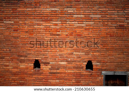 background of  brickwall texture