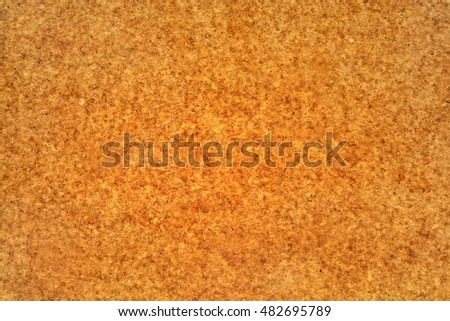 Background of brightly lit paper, rough texture wall