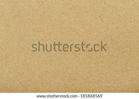 Background of brown paper - stock photo