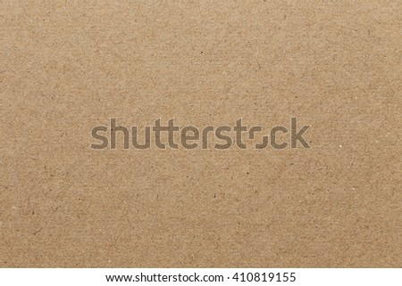 background of brown paper texture - stock photo