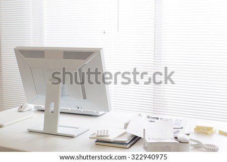 Background of business  - stock photo