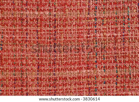background of colorful woven threads