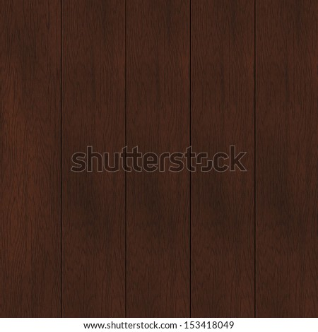 Background of dark wooden planks - stock photo