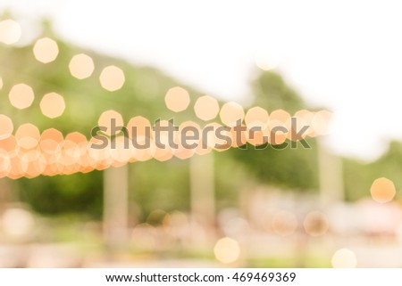 background of defocused abstract lights.bokeh lights