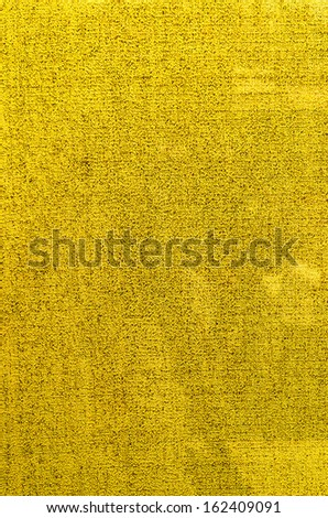 Background of golden cloth, Thailand