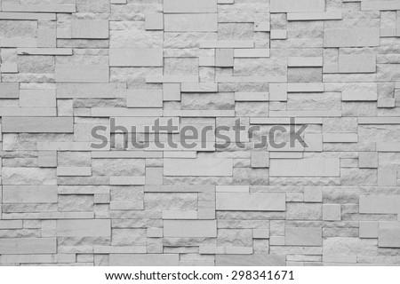 background of granite block - stock photo