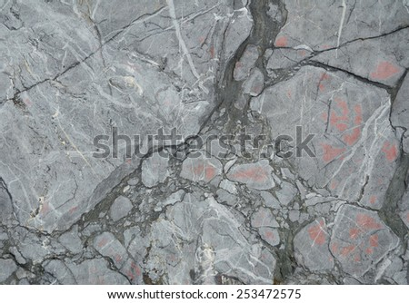 background of grey pink marble  - stock photo