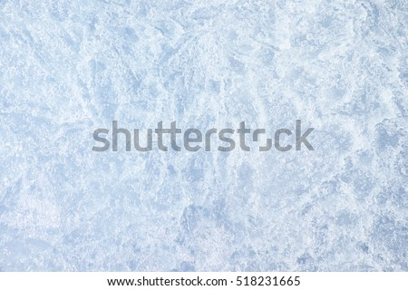 Background of Ice texture