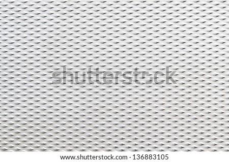 Background of metal diamond - stock photo