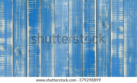 background of old painted boards