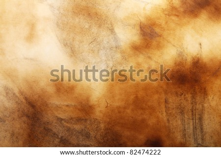 Background of old paper texture - stock photo