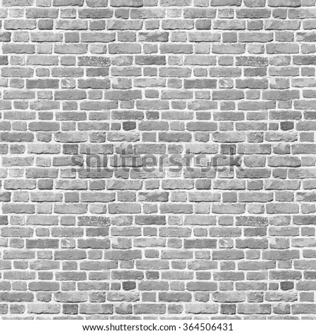 Background of old vintage brick wall / Red brick wall seamless background - texture pattern for continuous replicate. - stock photo