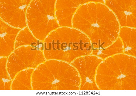 background of orange , Healthy food
