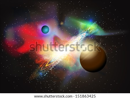 Space home on mars base humans stock vector 311138756 for Outer space urban design