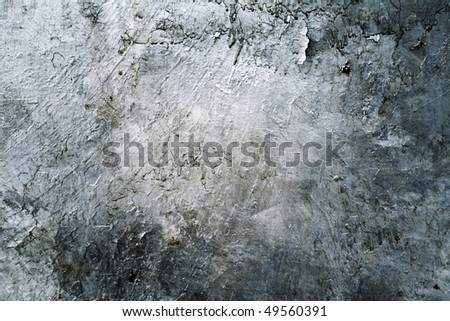 Background of painted metal - stock photo
