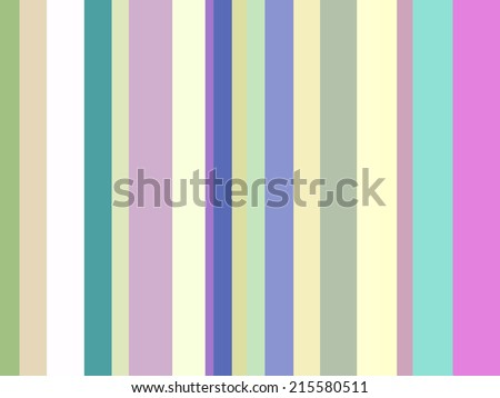 Background of parallel pastels