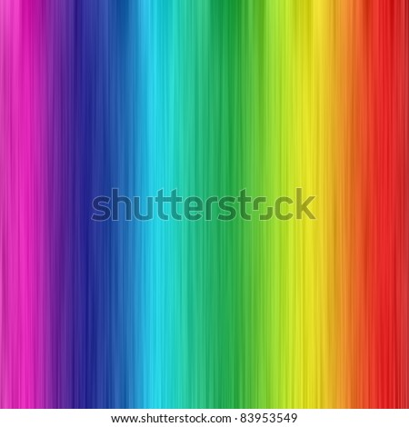 background of rainbow colored, sugar coated candy strips - stock photo
