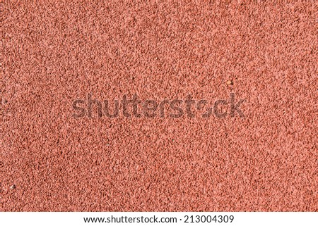 Background of running track rubber, Thailand - stock photo
