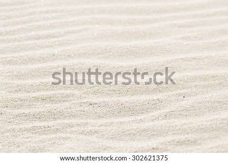 background of sand texture, close up - stock photo