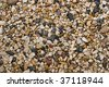 Background of small stones - stock photo