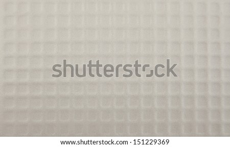 background of Texture of grey plastic - stock photo