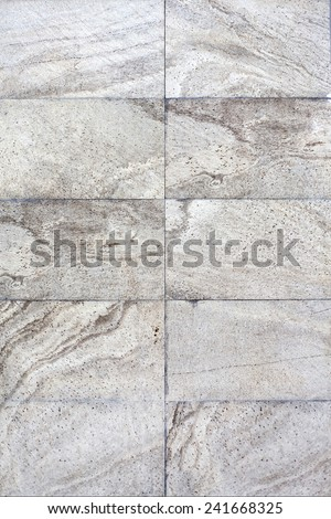Background of the grey marble. - stock photo