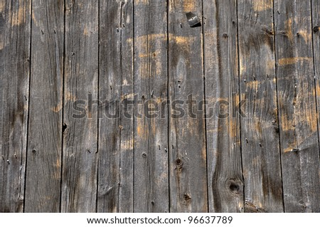 background of wood planks - stock photo