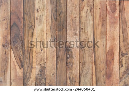 Background of wooden boards. - stock photo