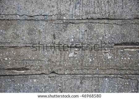 Background old cement wall 04 - stock photo