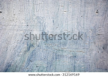 Background. Old, vintage, gray plywood - stock photo