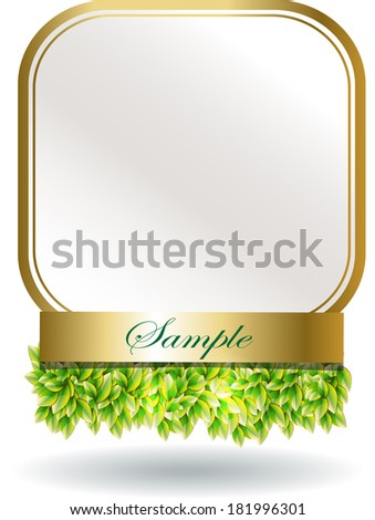 background on green leaves texture - stock photo