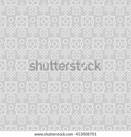 Background pattern. Asian style texture: Chinese, Japanese, Indian. Modern wallpaper for your design. Gray background