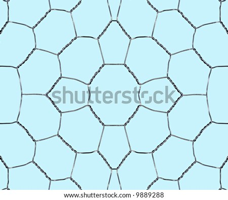 Background pattern from chickenwire - change hue for different effect - stock photo
