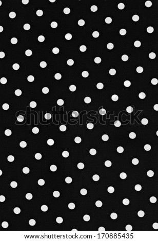 background polka dot high resolution background textured fabric made of polyester and spandex.  - stock photo