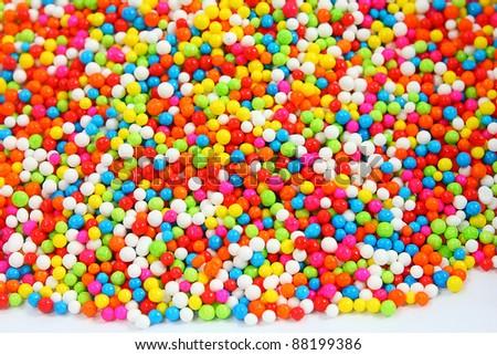 Background Rainbow Color - stock photo
