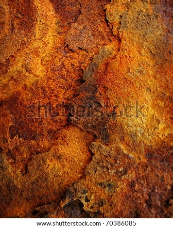 Background rusty - stock photo