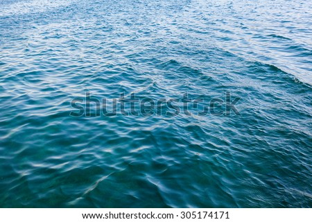 background sand on the beach water  - stock photo
