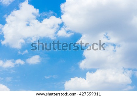 Background sky