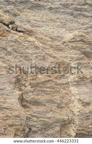Background stone surface many colors together more naturally.