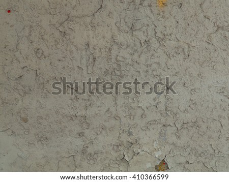 background, surface destroyed by time and weather - stock photo