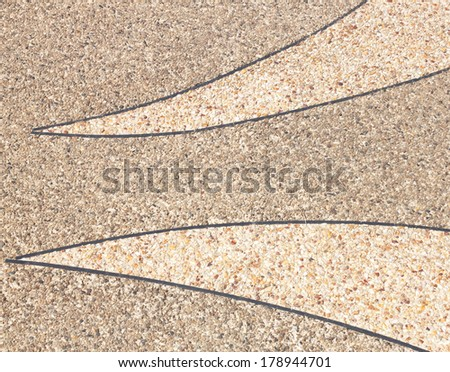 Background surface of terrazzo floor, stone wall abstract.