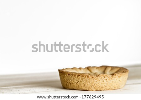 background tart - stock photo