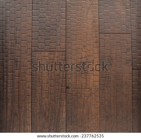 Background, texture. Boards with snake skin effect. - stock photo
