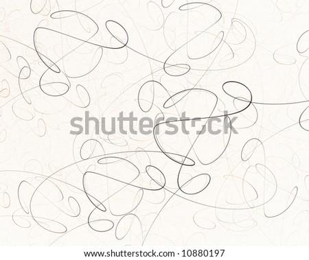 background texture fractal - stock photo
