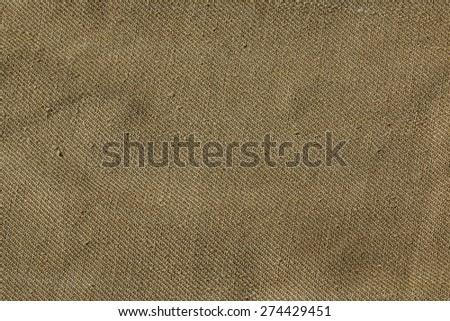 background texture khaki army uniform - stock photo