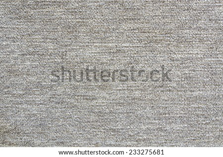 Background texture of a grey carpet. - stock photo