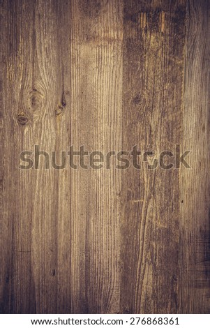 Background texture of a wooden table - stock photo